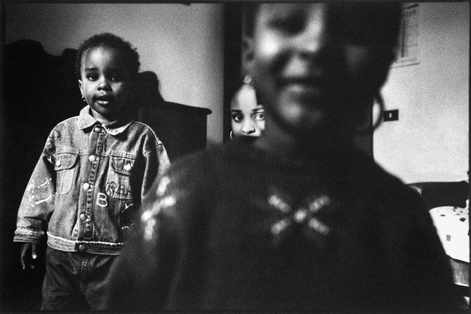 Daniele Vita - Kadisha e le sue figlie (Viterbo, Italia - 2005)