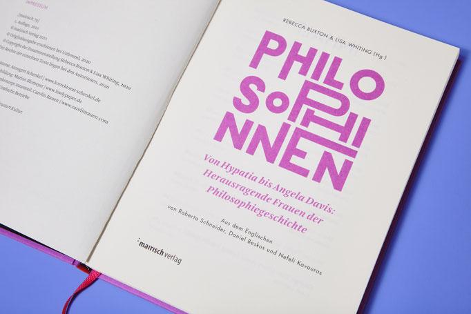 Gestaltung: Marion Blomeyer / Foto: Timo Ruppel