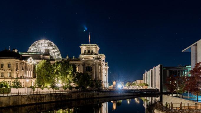 Reichstag & Paul Loebe Haus (Regierungsviertel)