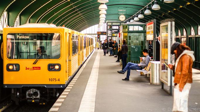 U-Bahnhof Eberswalder Str.