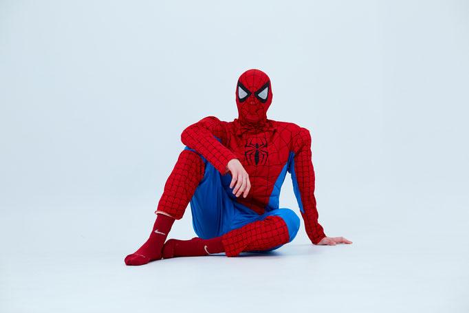 Аниматор человек-паук на детский праздник Солнечногорск Долгопрудный