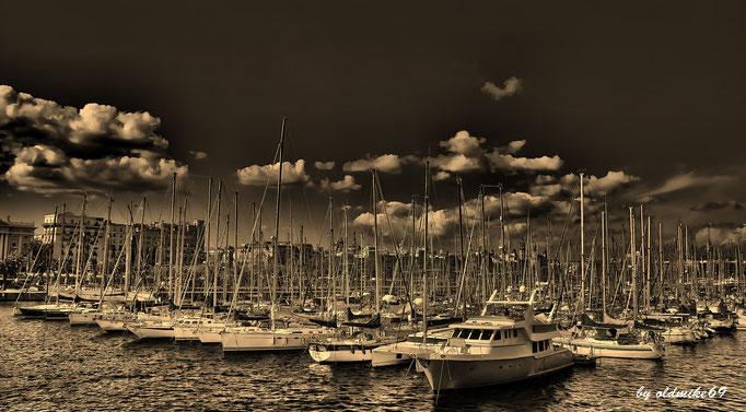Hafen Barcelona III