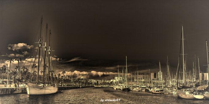 Hafen Barcelona I