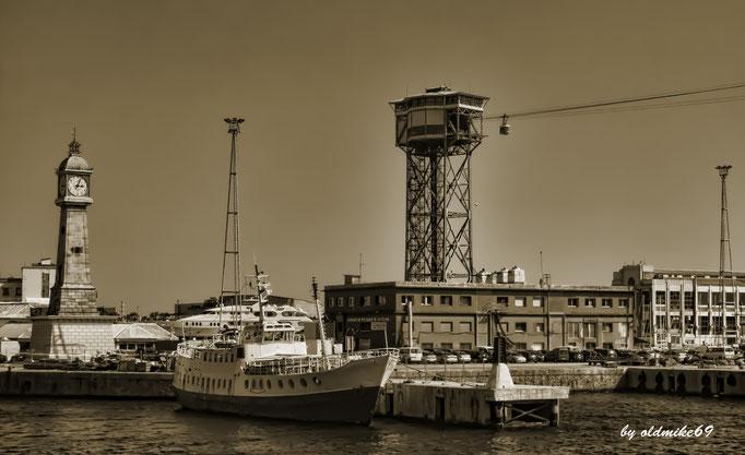 Hafen Barcelona II
