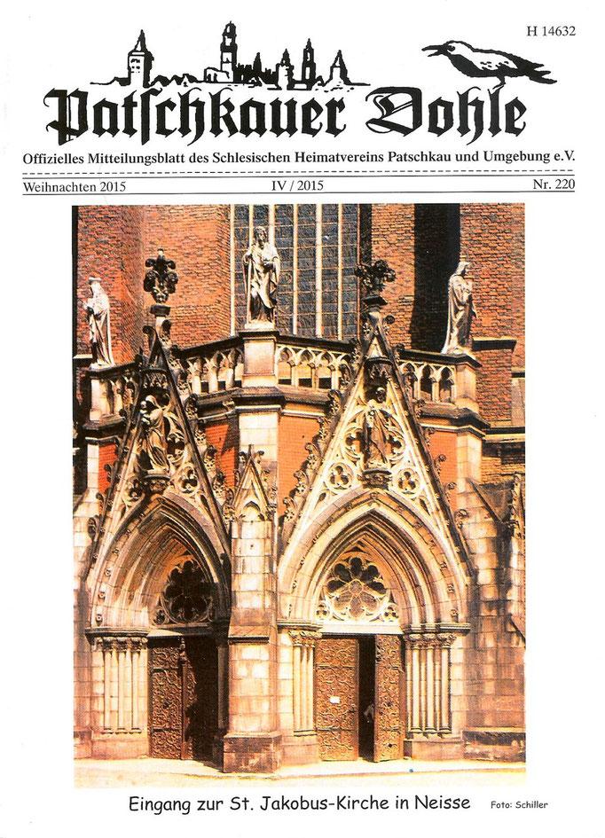 2015 - Nr. 220, letzte Ausgabe