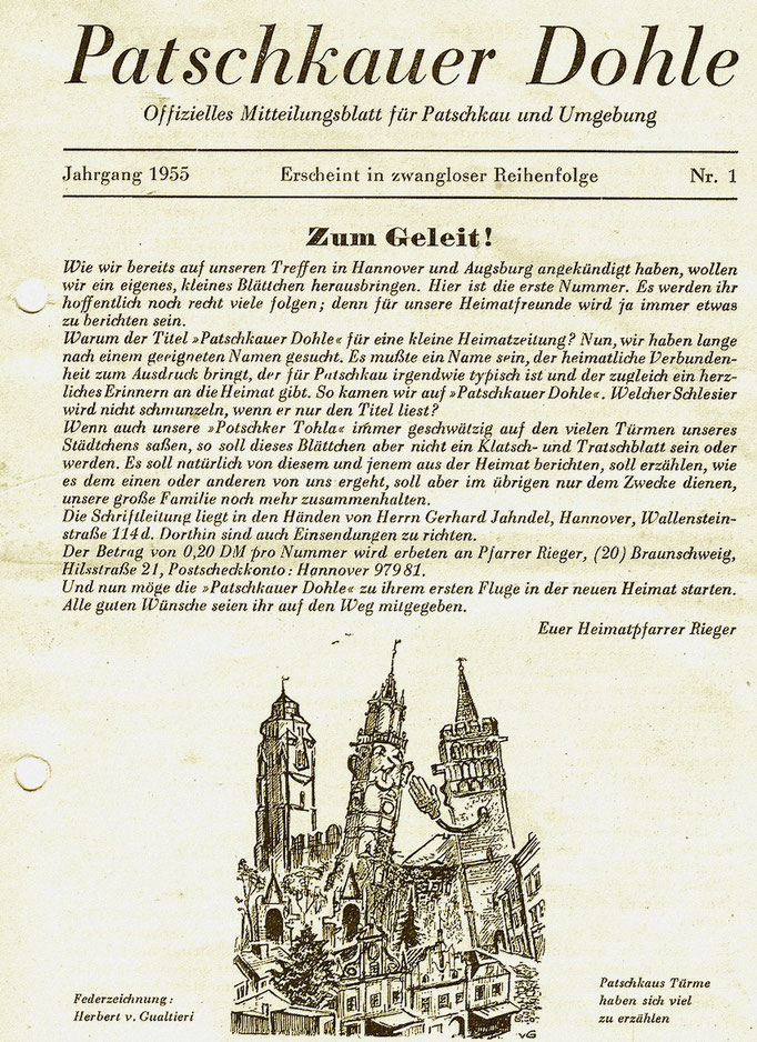 1956 - 1. Ausgabe