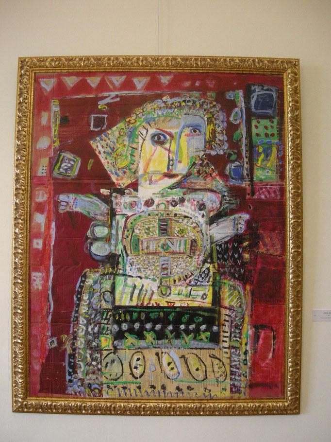"""Exposition """"Les Ménines"""" de Joan Jordà"""