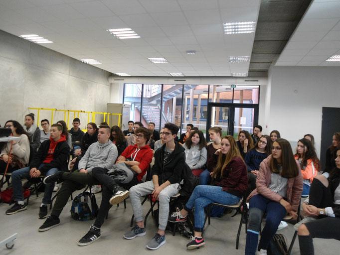 Collège Boris Vian - 15 mars 2017