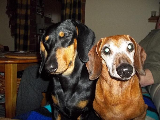 Rikke und Benny