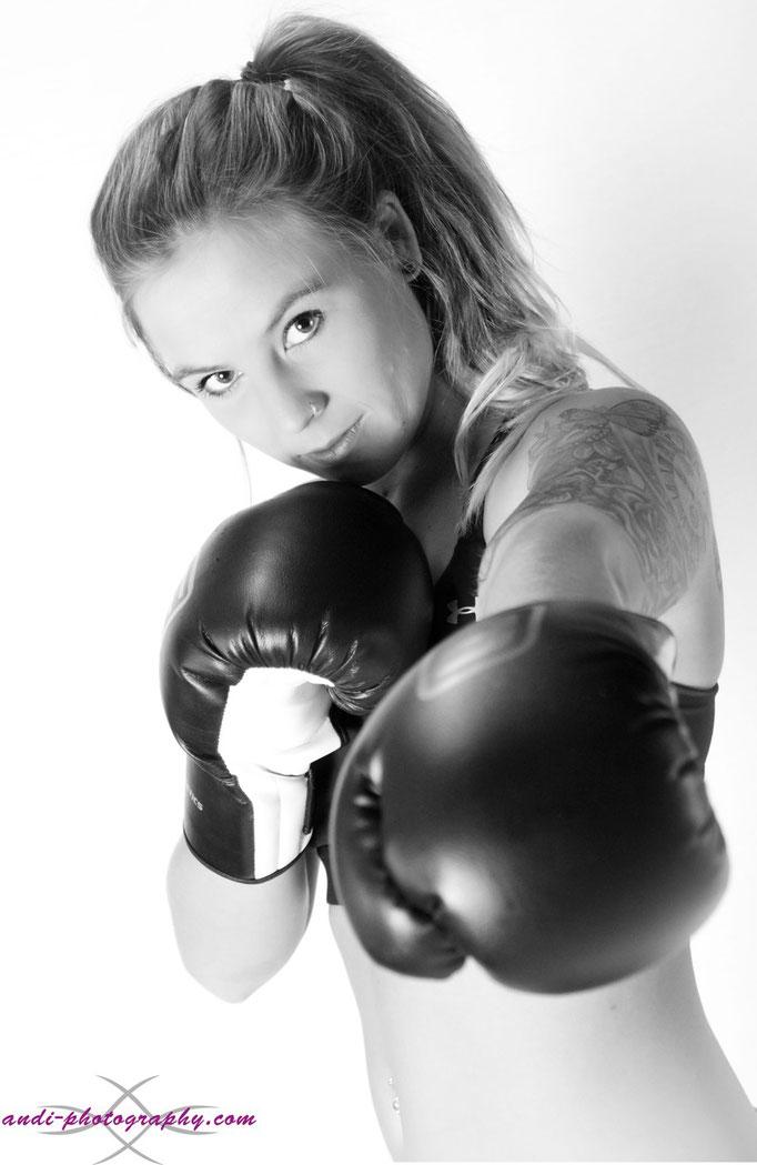 Alina fightet
