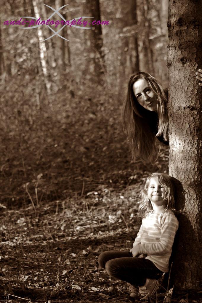 Marianne und Samia