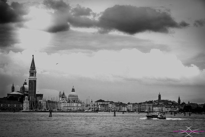 Blick auf Venedig 2016