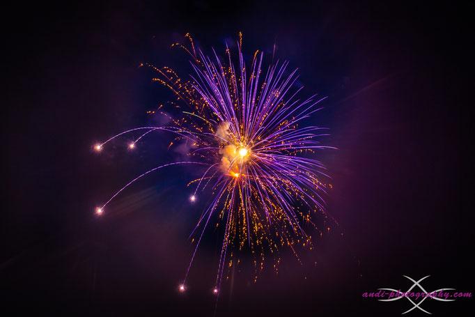 Feuerwerk Marina di Venezia 2016
