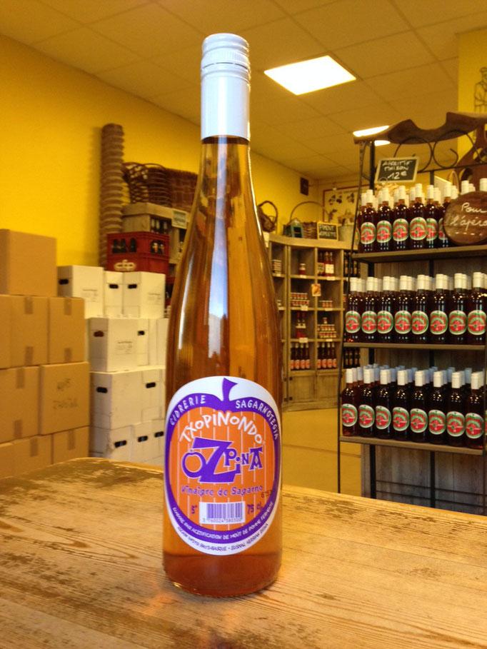 Ozpina, notre vinaigre naturel de Sagarno