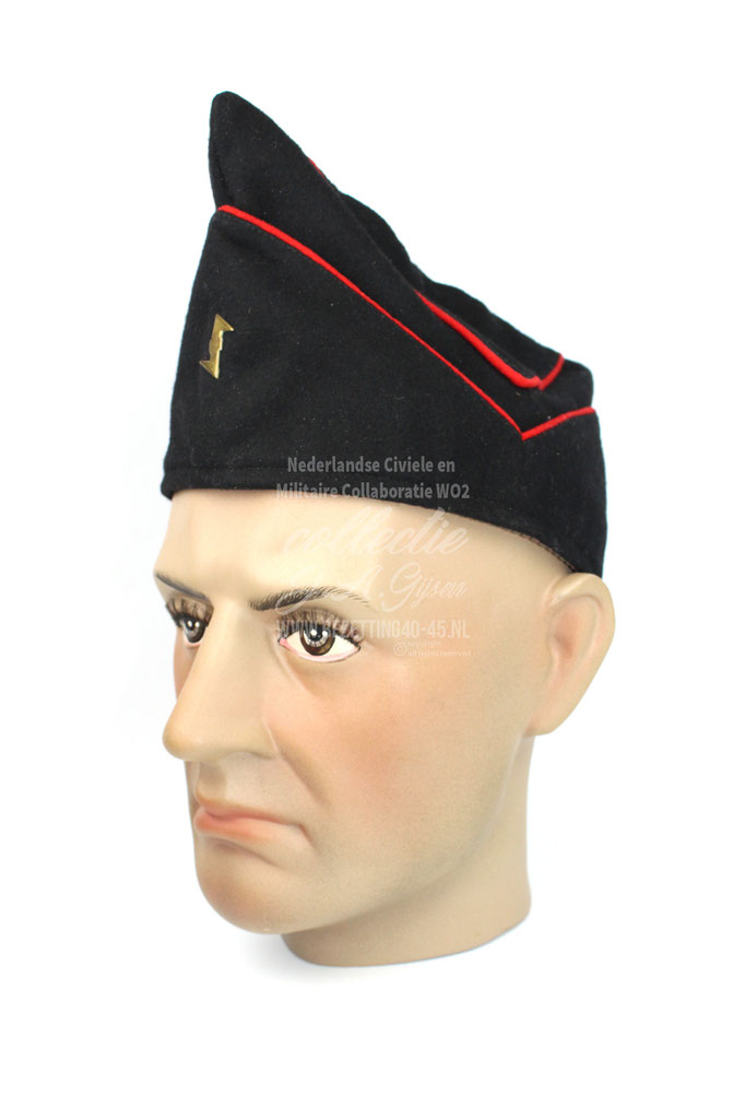 N.S.B. NSB visor overseas cap schiffchen Schirmmütze