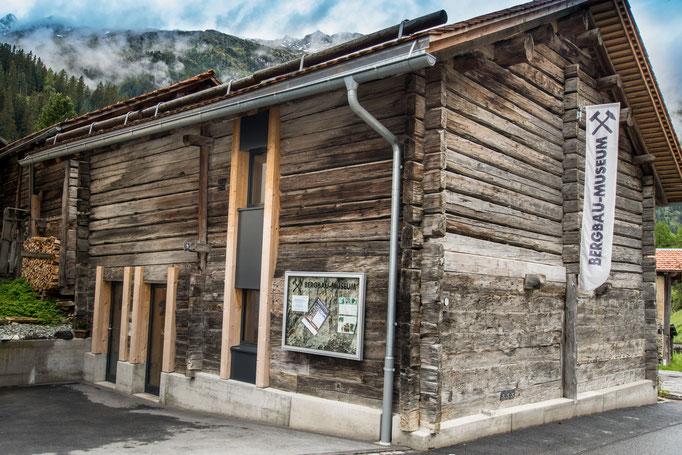 Bergbau-Museum Innerferrera (Foto: Bruno Riedhauser)