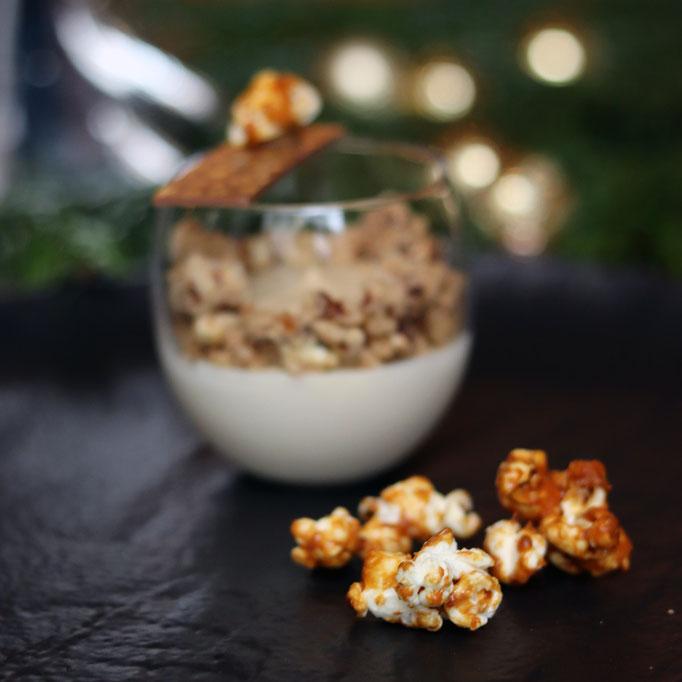 Karamell & Popcorn