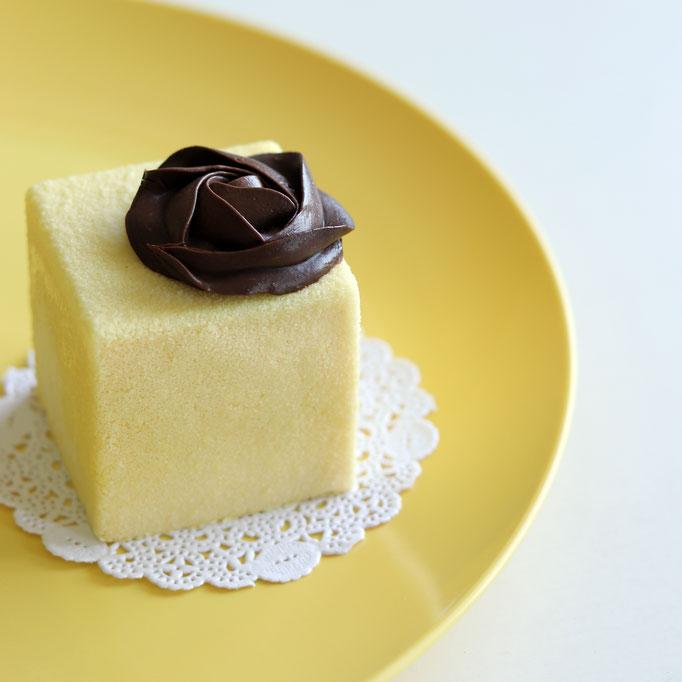 Passionsfrucht & dunkle Schokolade