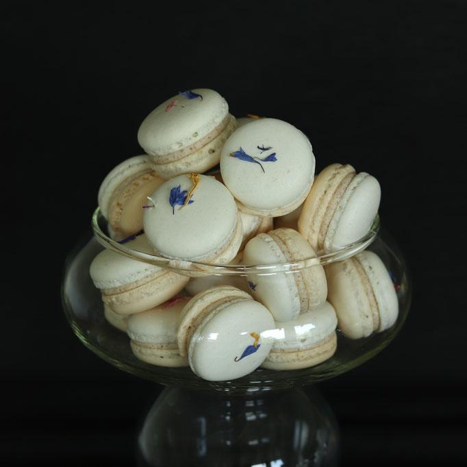 Macarons Haselnuss & Tonka Bohne