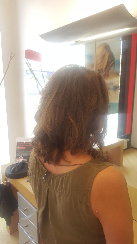Salon coiffure modshair metz - coupe courte