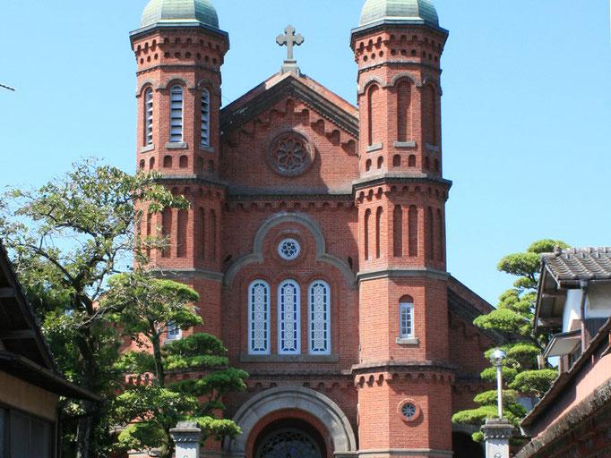 今村カトリック教会(今隈駅)