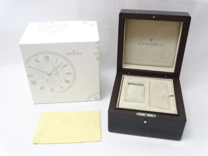 オーデマピゲ(AUDEMARS PIGUET) 時計ケース