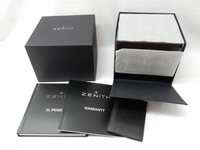 ゼニス(ZENITH) エルプリメロ 時計 ケース