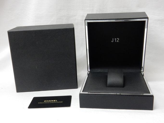シャネル(CHANEL) J12 時計 ケース