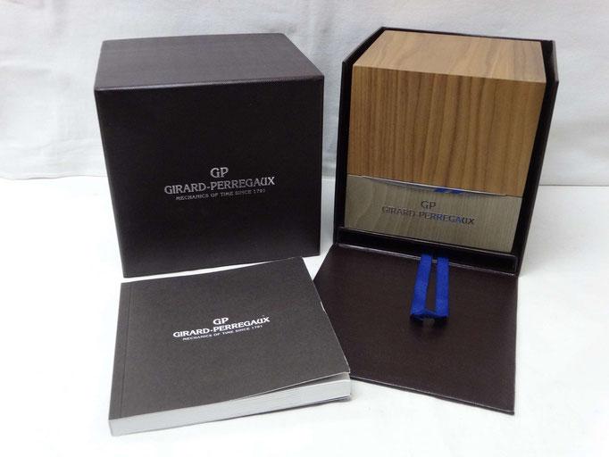 ジラールペルゴ(GIRARD-PERREGAUX) キャッツアイ 時計 ケース