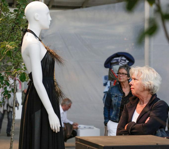 op de expo van Fashionclash