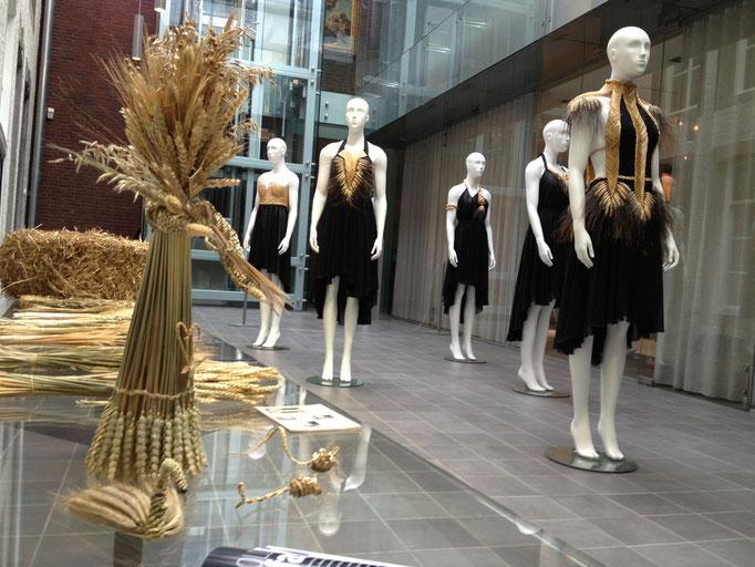 overzicht expo in het museum aan het Vrijthof te Maastricht