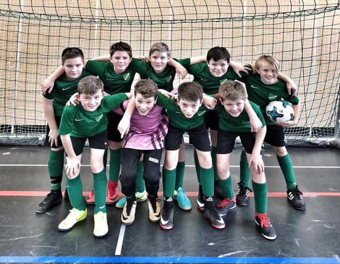 D1-Jugend, 2.Platz in Wörthsee
