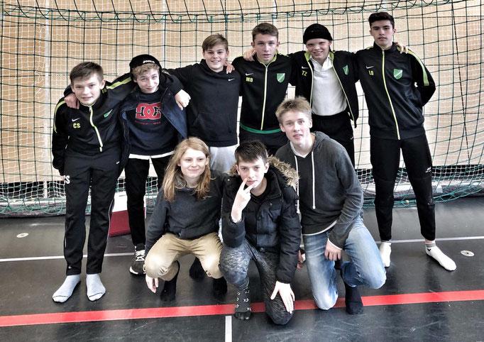C-Jugend, 4.Platz in Wörthsee