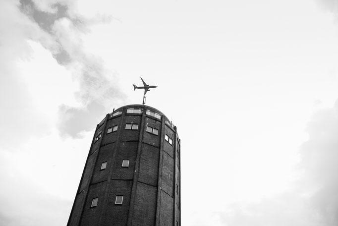 Wasserturm in Bremen-Sebaldsbrück