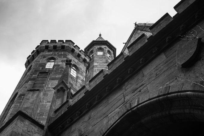 Wätjens Schloss in Bremen-Blumenthal