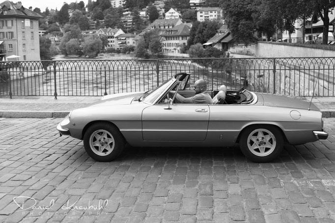 Alfa Romeo Spider - Jahrgang 1981