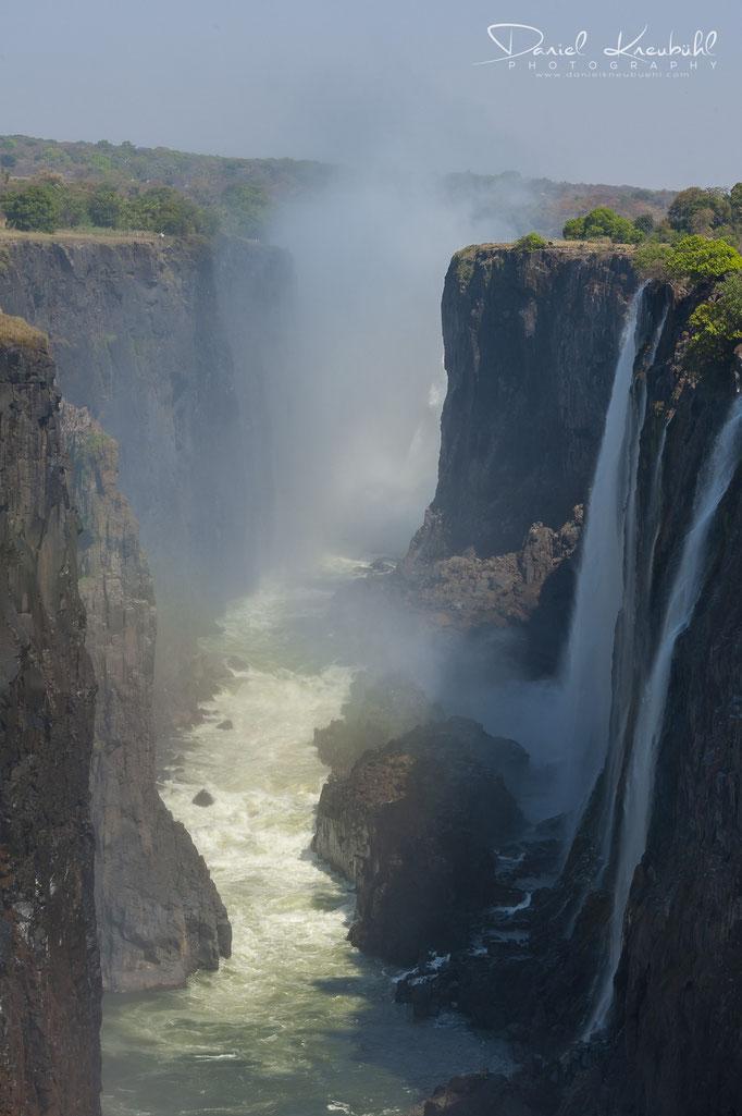 Naturbilder - Victoria Falls (Africa)