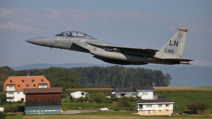 US AF F-15 86-182
