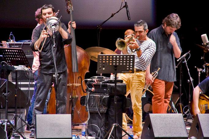 Cosmic & Fresu - Umbria Jazz