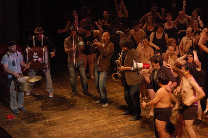 bobo & Orchestrino - sorpresa in teatro