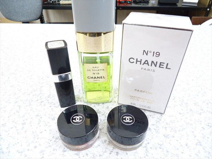 買取実績 シャネル 香水&化粧品