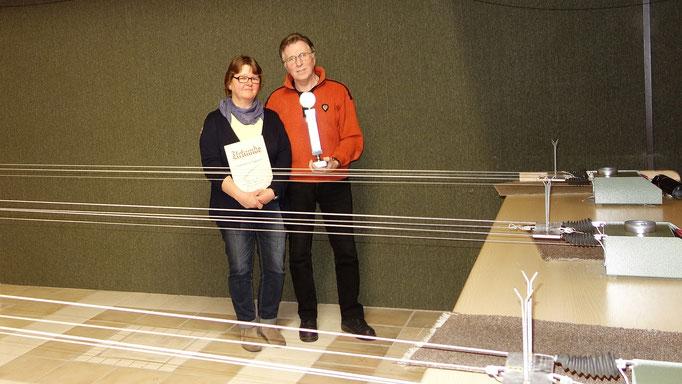 Sieger: Martina Otto und Franz-Josef Monhoff