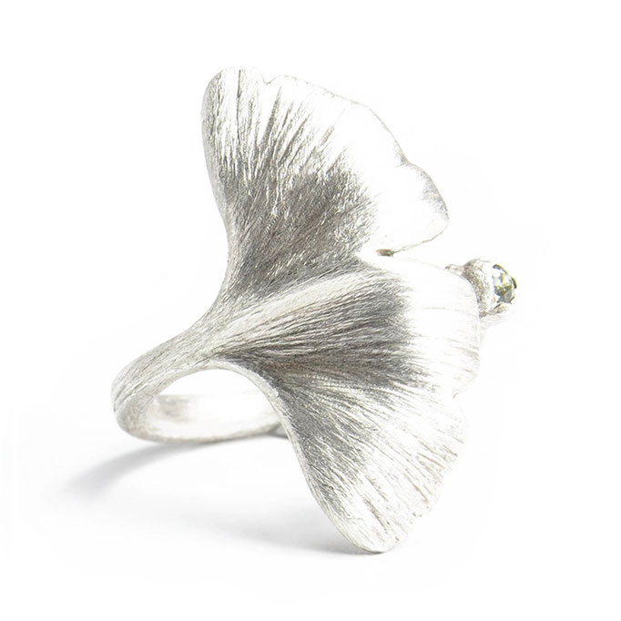 Gingko Ring