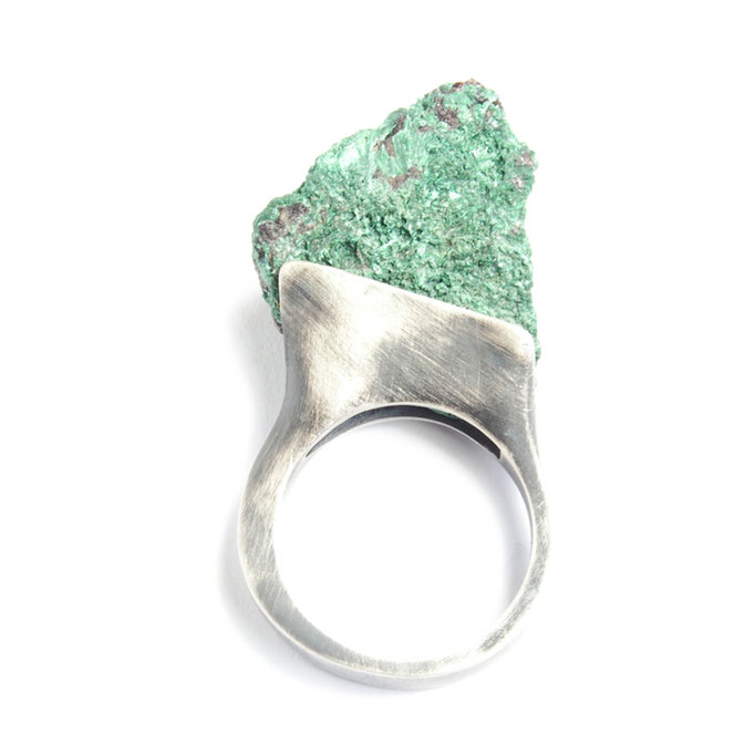 Zoisite Ring
