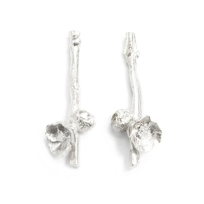 Flowering Twig Earrings