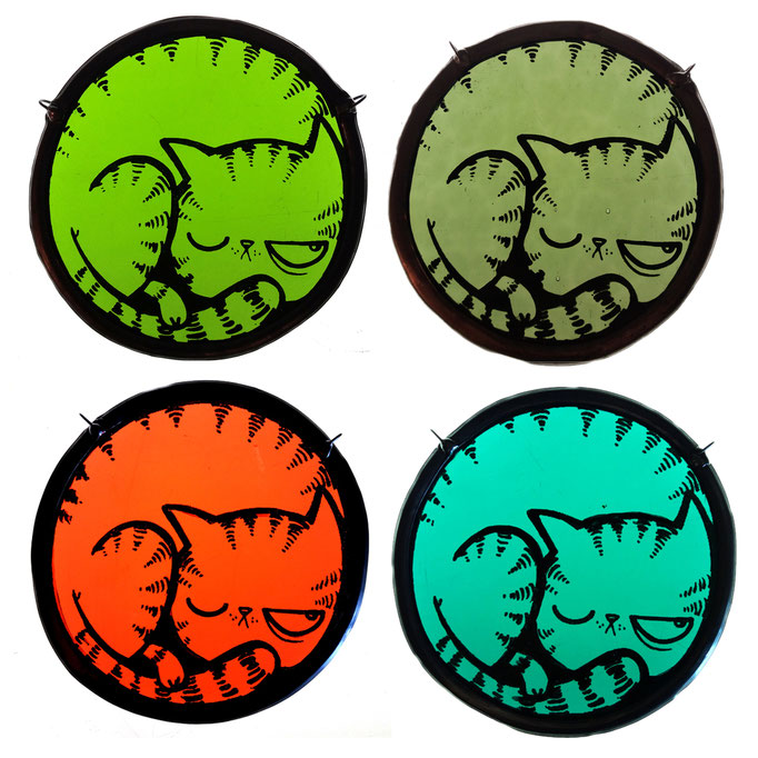 suncatcher cat