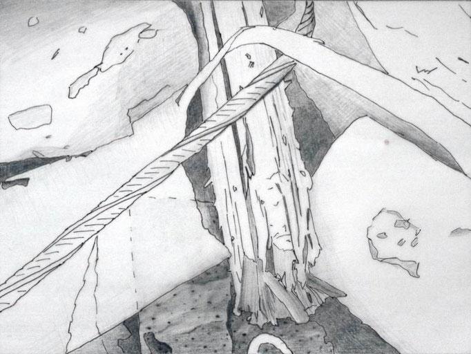 sketch, pen and pencil, 15 x 20 cm, 2015