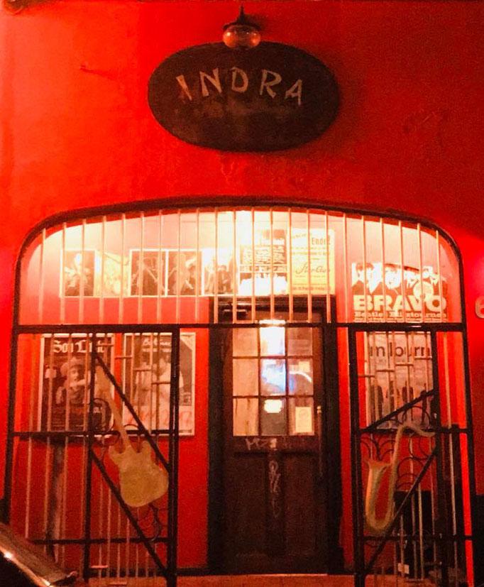 Drei Fritten zu viel – Live im Indra 2017
