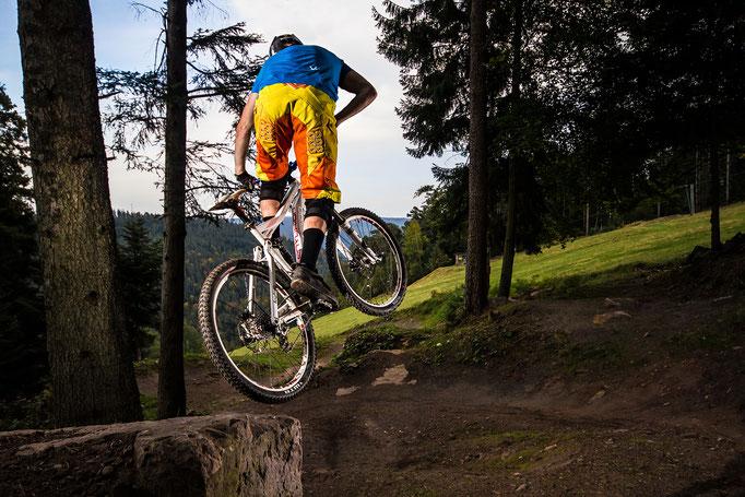 Airtime - trickmeetstrail Mountainbikeschule