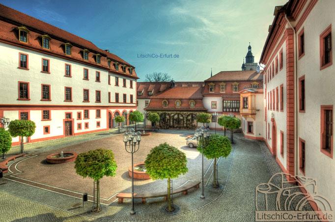 Staatskanzlei, Erfurt